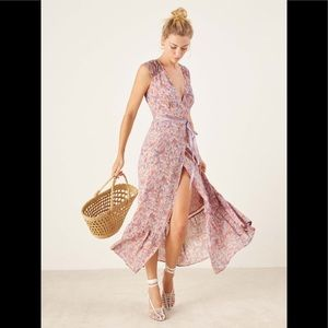 Reformation Haven Small Dress NWT